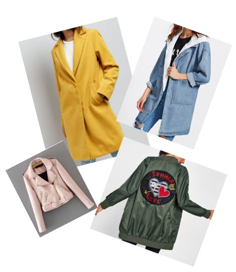 autumn trends 2017 coats & jackets