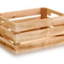 caja madera pale