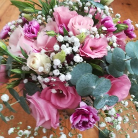 how to start a bouquet 2