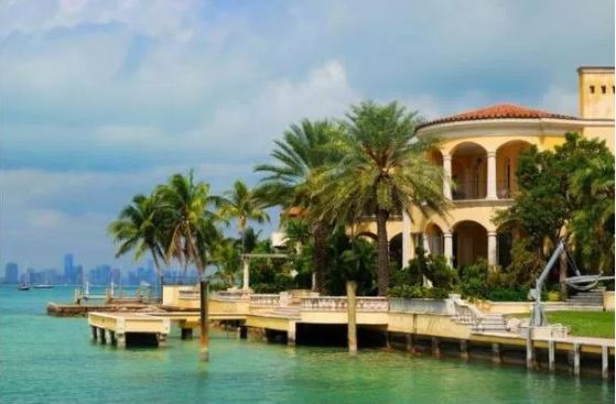 KEY BISCAYNE HOUSES