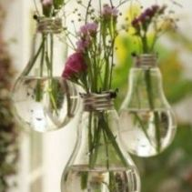 luces jarron