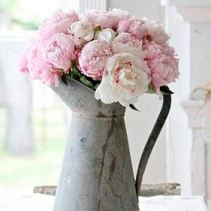 regadera flores