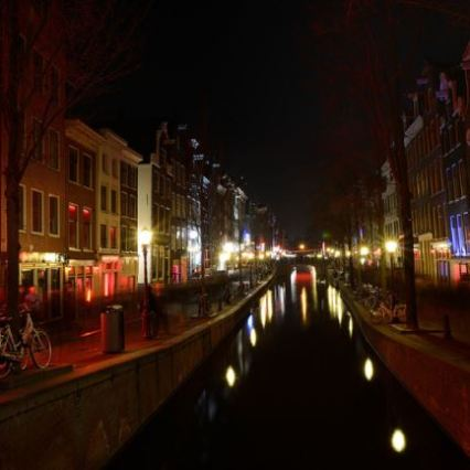 red light district ams