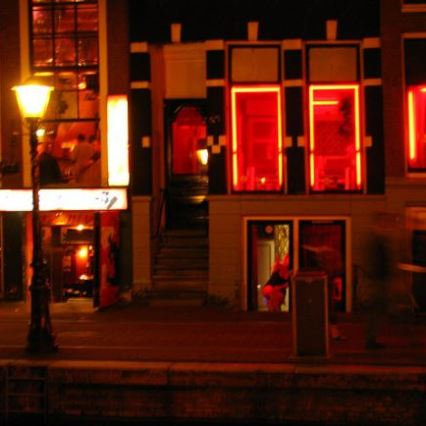 redlight district ams