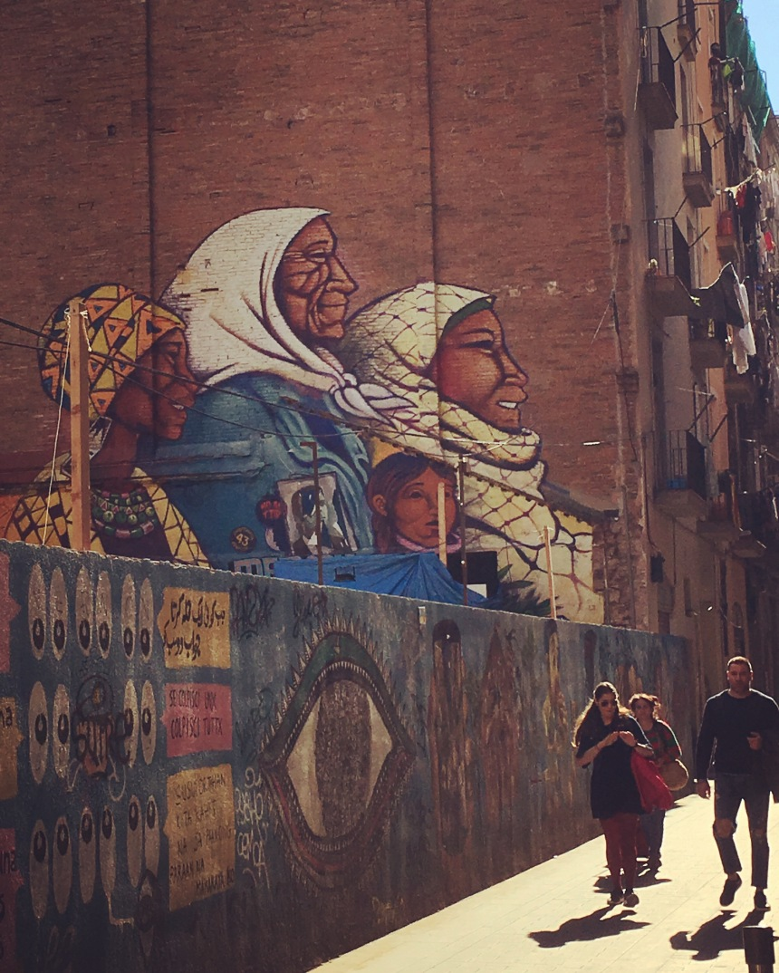 urban art raval district