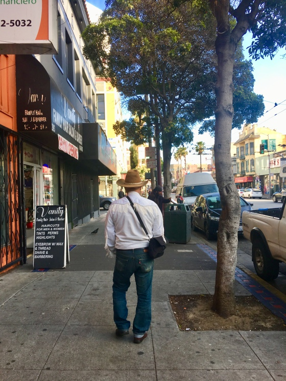 mission district SF